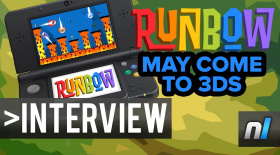 Runbow May Release on 3DS - Interview with 13AM Games
