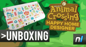 Animal Crossing: Happy Home Designer New Nintendo 3DS XL Unboxing