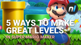 Five Ways to Make Great Super Mario Maker Levels