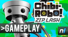 Chibi-Robo! Zip Lash Hands On & Gameplay 60fps