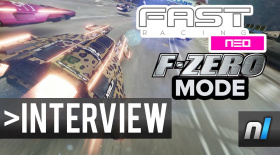 F-Zero Style 'Hero Mode' Coming to Wii U in Fast Racing NEO | Interview with Shin'en Multimedia