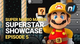 Insanely Clever Puzzle Level | Super Mario Maker Superstar Showcase