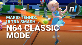 N64 Classic Mode - No Powerups, No Chance Shots | Mario Tennis: Ultra Smash