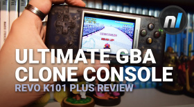 The Ultimate GBA Clone Console | Revo K101 Plus Review