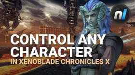 How to Play as ANY Party Character in Xenoblade Chronicles X