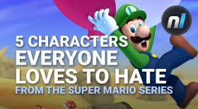 Five Super Mario Characters Everyone Loves to Hate