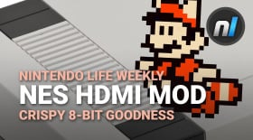 Incredible NES HDMI Mod, Replacement Wii U GamePads | Nintendo Life Weekly