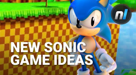 Sonic 25th Anniversary Game - Alex Reads YOUR Ideas