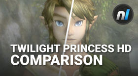 Twilight Princess HD GameCube / Wii / Wii U Graphical Comparison