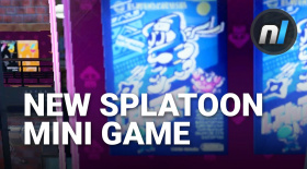 NEW Splatoon Mini Game Discovered - New amiibo all but Confirmed