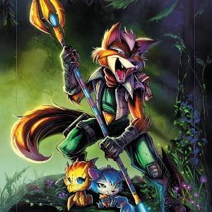 Fox Mccloud Artwork Nintendo Life
