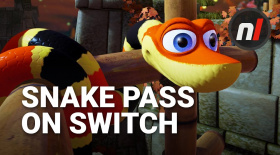 How Well Does Snake Pass Run on Nintendo Switch? | Snake Pass on Nintendo Switch Gameplay