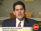 Reggie Talks To CNET
