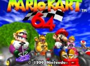 Japan Virtual Console Gets Mario Kart 64
