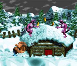 DKC3 - Monkey business
