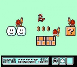 Super Mario Bros 3 - Take to the sky in your raccoon suit!