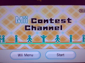 """Mii Contest Channel"" Thoughts"