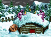 US VC Releases - Christmas Eve - Donkey Kong Country 3