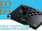 First Official Images of the New Neo-Geo Stick for Wii