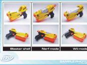 """Wii """"Nerf"""" Blaster"""