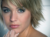 Gemma Atkinson's Chest Causes Wii Problems