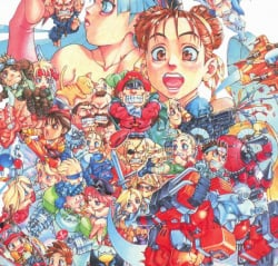 The Crazy World of Capcom