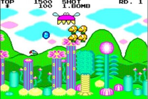 Blow your mind in a Fantasy Zone!
