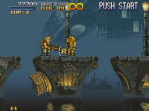 Metal Slug: 2D action platforming brilliance