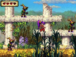 Shantae (Game Boy Advance) - Cancelled