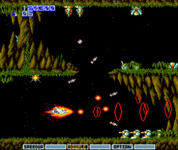 Gradius II is an object of desire for many Konami shooter fans