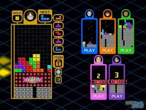 The online mode in Tetris should make it an essential purchase