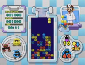 Dr Mario fun for North America