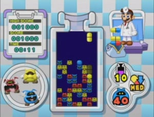 Fancy pill popping with Dr Mario?