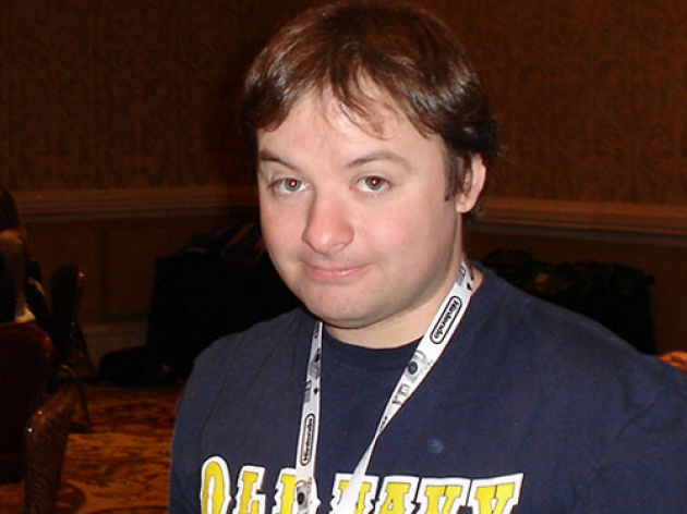He may look harmless, but this man makes games like God of War. Fear him.
