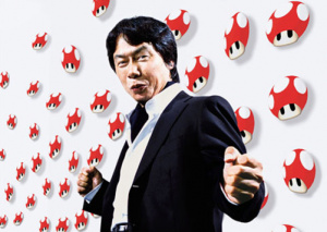 Miyamoto, master of cool