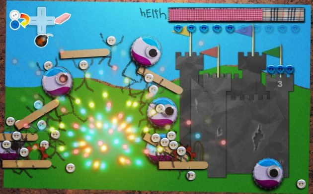 WiiWare gamers can't get enough of Defend Your Castle!