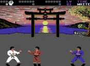 USK Rated: International Karate+ and Cybernoid for C64