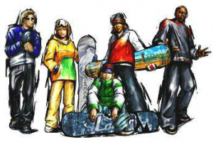 A new 1080 snowboarding game for WiiWare? Yes please!