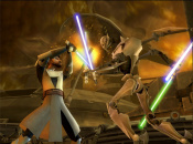 Wii Gets Lightsaber Duels