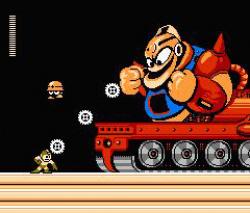 Watch out Mega Man!!