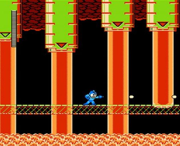 Mega Man 9 looks retrotastic!