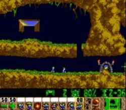 Lemmings (Mega Drive)