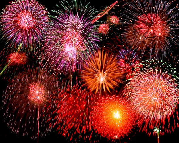 The Hanabi Festival is named after a Japanese fireworks festival