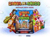 Wii Samba fun re-dated