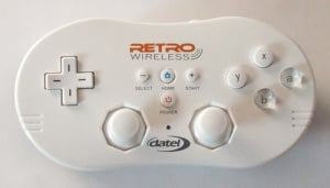 Datel's Wireless Retro Controller