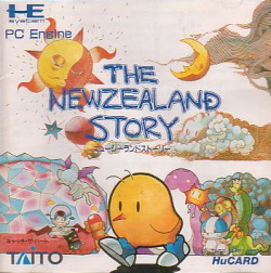 This version of The New Zealand Story was never released outside of Japan - What a shame!
