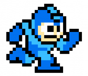 Retro Mega Man fun for all the family