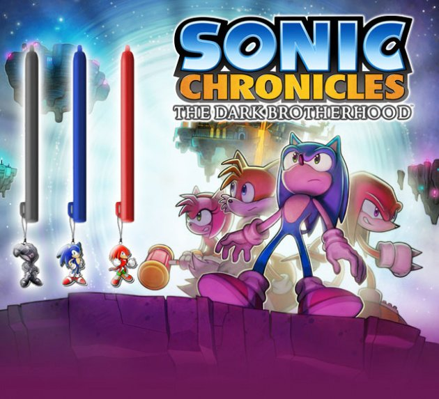 Win Sonic Chronicles Goodies!