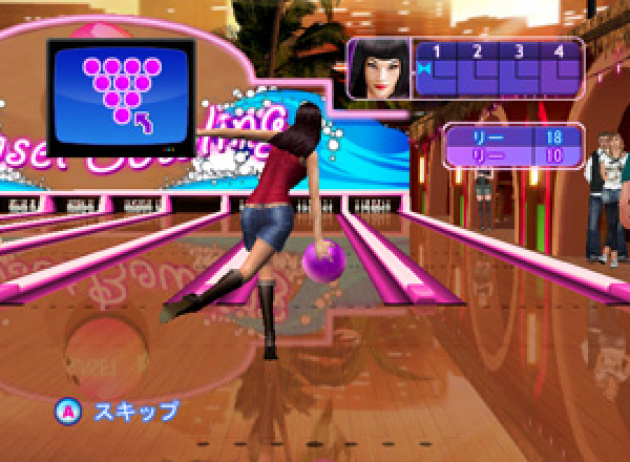 Could Midnight Bowling rival the fun of Wii Sports bowling?