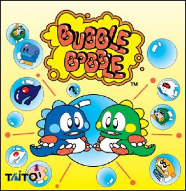 Bubble Bobble - Coming soon to WiiWare!
